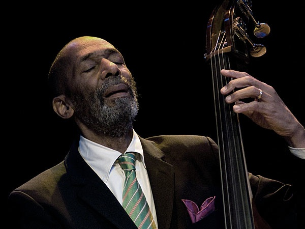 Protrait of Ron Carter